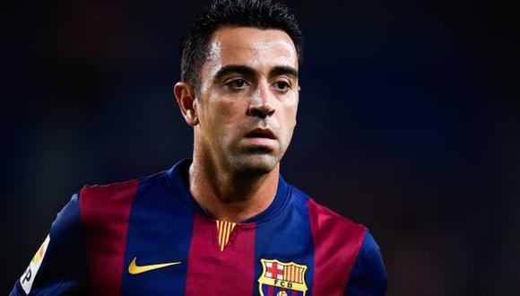 Xavi Hernández podría dejar Barcelona y jugar en liga japonesa