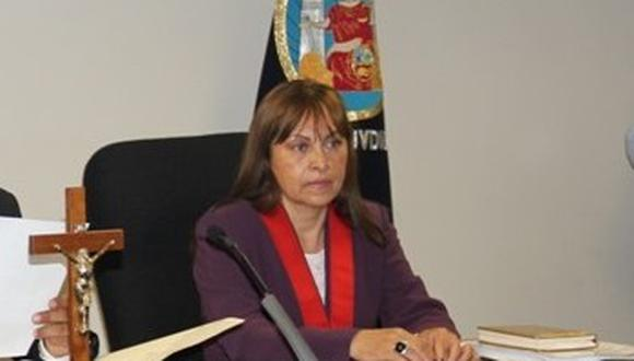 Jueza Superior Mercedes García Marchisio se desempeñaba como jefa de Unidad Desconcentrada de Investigaciones y Visitas de la Oficina de la Odecma de Lima.