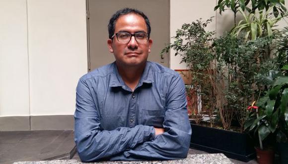 """Juan José Cavero: """"Soy un escritor a tiempo completo"""""""