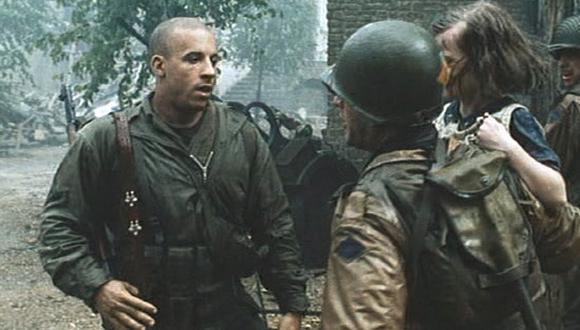 """""""Rescatando al soldado Ryan"""" es una película bélica épica estadounidense estrenada en 1998 (Foto: Paramount Pictures)"""