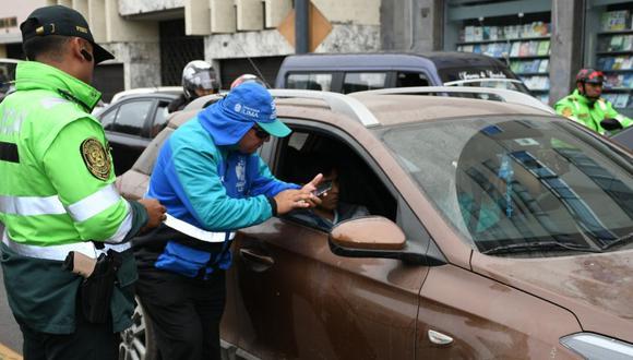 El SAT otorga una serie de descuentos para las personas que paguen sus papeletas por infracciones de tránsito, transporte de carga y vehículo menor | Foto: SAT
