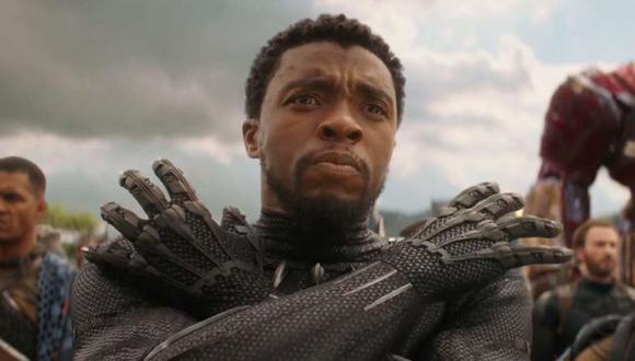 """Chadwick Boseman, la estrella de Marvel Studios que protagonizó la película """"Black Panther"""", falleció el viernes 28 de agosto del 2020 luego de una batalla de cuatro años con el cáncer de colon (Foto: Twitter / Chadwick Boseman)"""