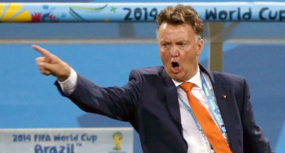 ¿Qué dijo Van Gaal tras la eliminación de Holanda del Mundial?