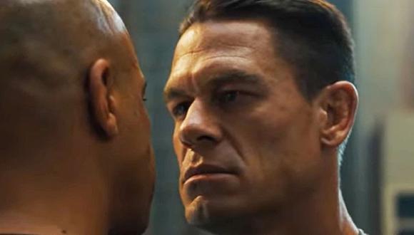 """John Cena será Jakob Toretto en """"Rápidos y furiosos 9"""", película que será estrenada a finales de mayo de 2021 (Foto: Universal Pictures)"""