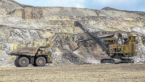 Mina Justa será una mina a tajo abierto. La desarrollan Minsur (60%) y su socio, la chilena Copec (40%). (Foto: Bloomberg)