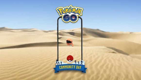 Trapinch es un pokemon introducido en la tercera generación y pertenece a la región Hoenn. (Foto: Pokémon GO)