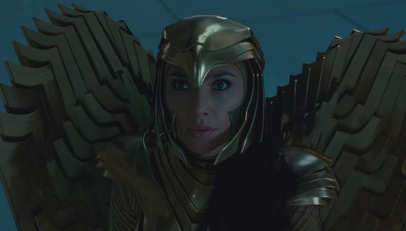 """""""Wonder Woman 1984"""", la nueva película de Gal Gadot como la Mujer Maravilla (Foto: DC Fandome)"""
