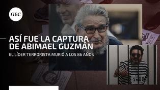 Restos de Abimael Guzmán fueron cremados: recuerda cómo fue la captura del cabecilla de Sendero Luminoso