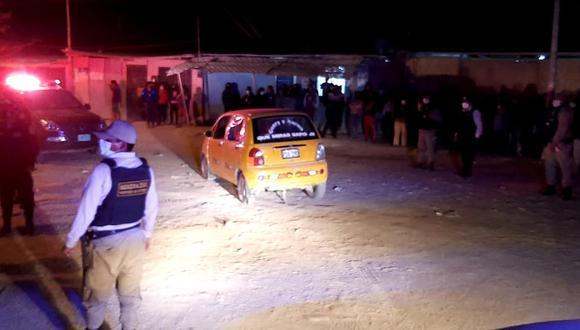 Piura: Sujetos llegan en moto y asesinan a hombre dentro de su vehículo (Foto: Facebook | Tondero Noticias)