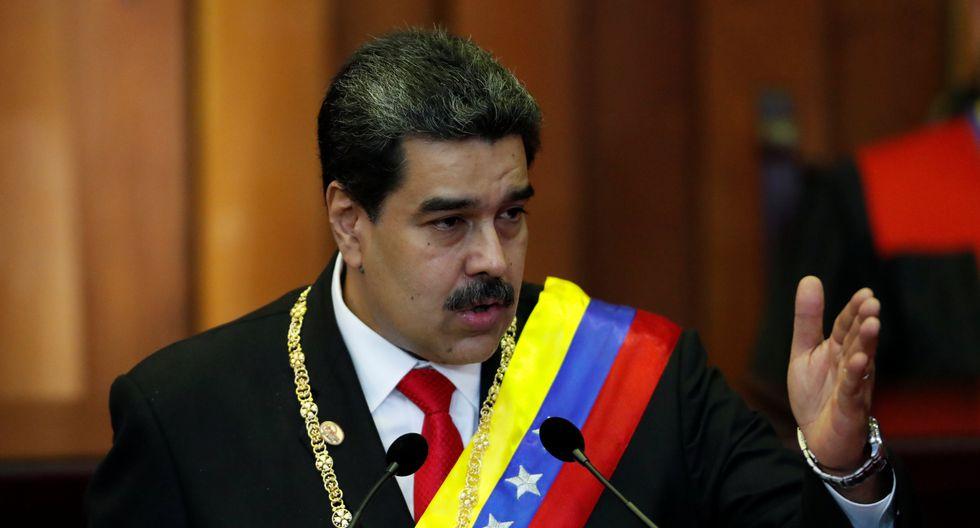 """Gobierno de Nicolás Maduro califica de """"golpe de Estado"""" resolución de la OEA. Foto: Reuters"""