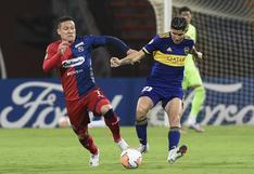 Boca Juniors, con solitario gol de Salvio, venció al DIM por Copa Libertadores