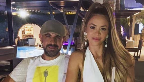 Sheyla Rojas y Fidelio Cavalli se conocieron gracias a Instagram (Foto: Sheyla Rojas/ Instagram)