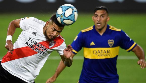 Boca Juniors vs. River Plate se verán las caras este domingo| Foto: Agencias