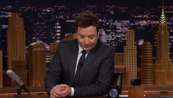 Jimmy Fallon se quiebra en vivo al recordar a su madre fallecida