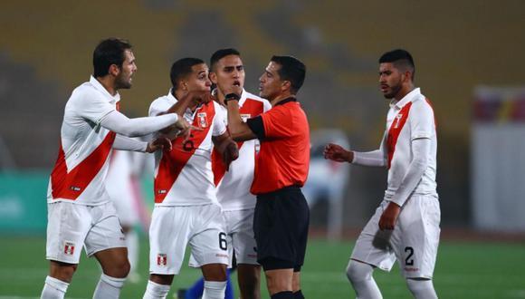 Perú vs. Honduras: mira las mejores imágenes del partido por el fútbol masculino de los Juegos Panamericanos Lima 2019. (Foto: Daniel Apuy - El Comercio)