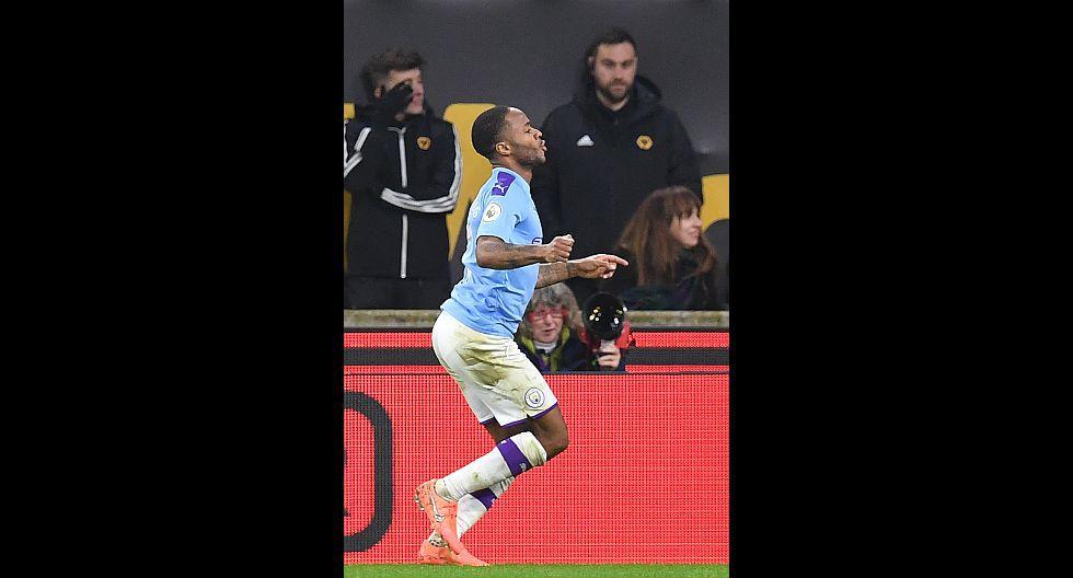 8.- Raheem Sterling (Manchester City), con 35.8 millones de dólares. (Foto: AFP)