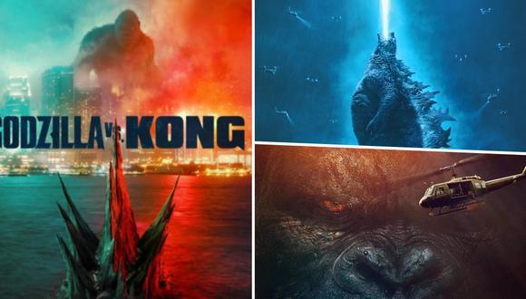 """Haz una maratón con los monstruos más populares del cine antes de ver """"Godzilla vs. Kong""""."""