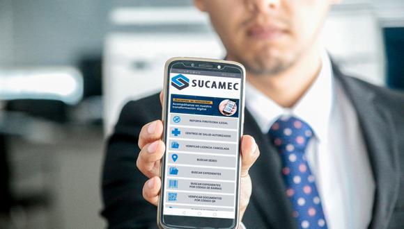 Sucamec pidió el apoyo de la ciudadanía para que denuncien, a través de su aplicativo, la fabricación y venta de estos productos ilegales durante las fiestas de fin de año.  (Foto: Sucamec)