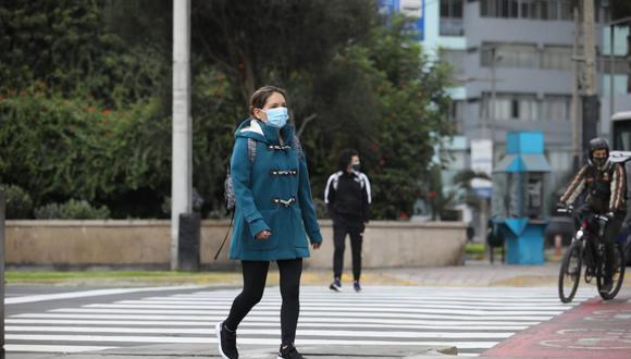 En Lima Oeste, la temperatura máxima llegaría a 19°C, mientras que la mínima sería de 17°C.  Foto; Britanie Arroyo/ @photo.gec