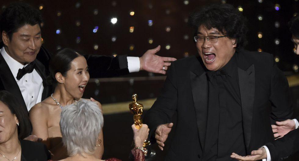 Consiguió un total de cuatro Oscars, incluyendo mejor director y guión original para Bong Jun-ho, además de mejor película internacional.