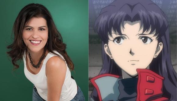 """Toni Rodríguez, actriz de doblaje en """"Evangelion"""", falleció a los 51 años. (Foto: @tonirodriguezmisato/Netflix)"""