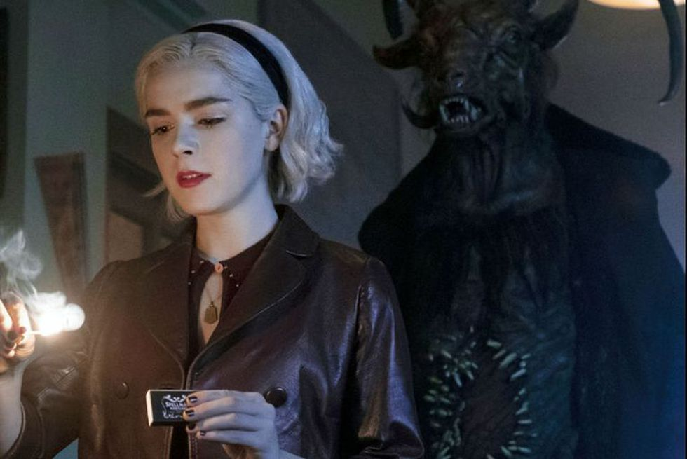 ¿Quién mató a los padres de Sabrina? (Foto: Netflix)