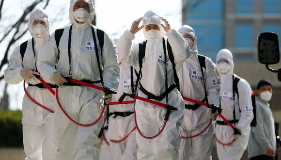 El coronavirus ha golpeado las economías del mundo. (Foto: AFP)