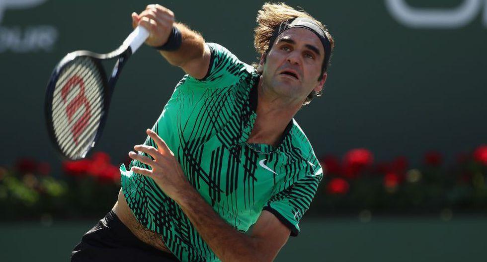 Federer se consagró otra vez en Indian Wells: fotos de la final - 2