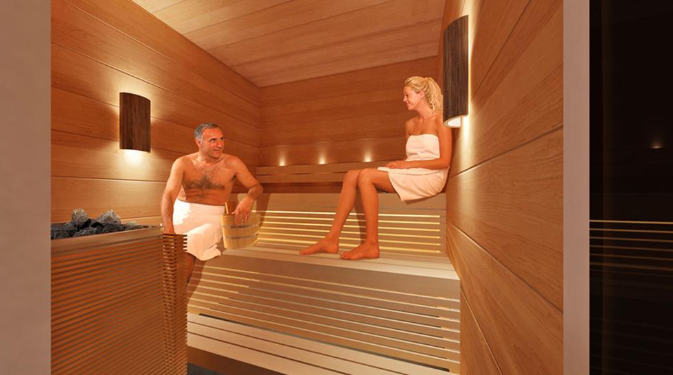 ¿Sauna en el aeropuerto? Abrirán uno de lujo en Finlandia - 1