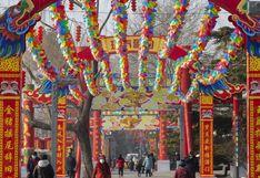 En una Beijing fantasma, el virus arruina el Año Nuevo Chino [FOTOS]