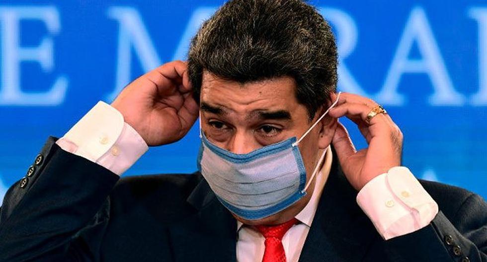 Nicolás Maduro ofrece intercambiar petróleo por vacunas contra el coronavirus COVID-19 para Venezuela. (Foto: AFP)