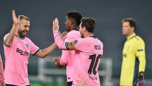 Revive el triunfo de Barcelona sobre Juventus