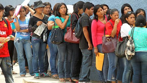 ÁDEX: Régimen laboral facilitará empleo en miles de jóvenes