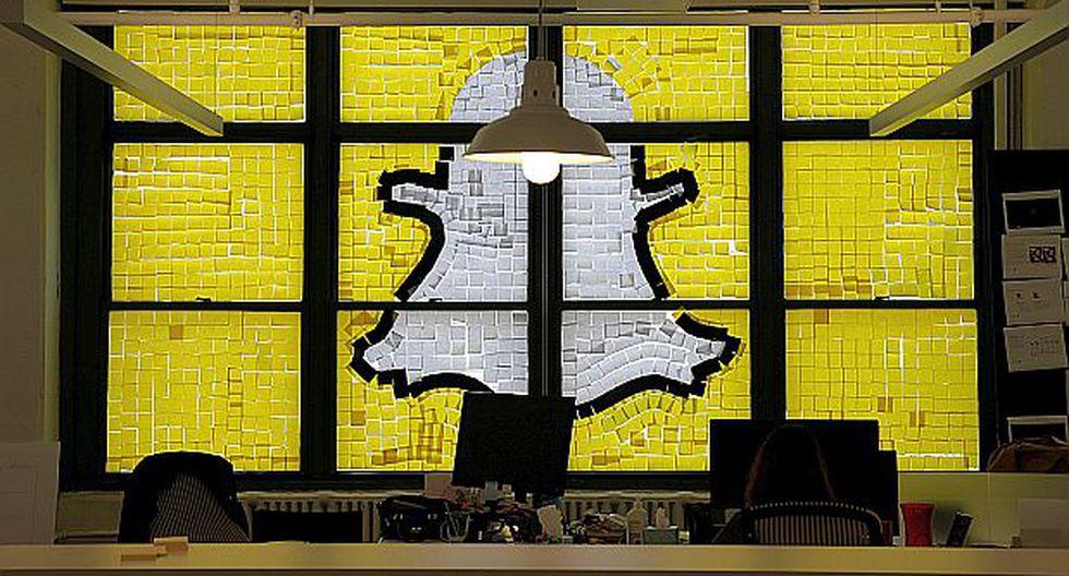 ¿Snapchat es una amenaza para Twitter o para Facebook?