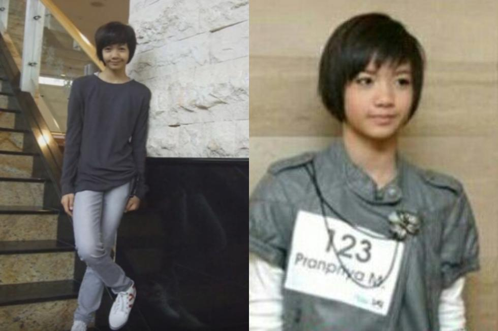 Before joining the ranks of YG Entertainment, Lisa wore short hair, a detail that BLACKPINK fans always comment and make memes about on social networks. (Photo: YG Entertainment).