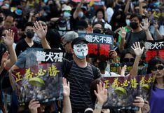 China afirma que es la única que decide sobre la Constitución de Hong Kong