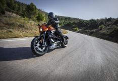 Harley-Davidson: así luce su primera motocicleta eléctrica