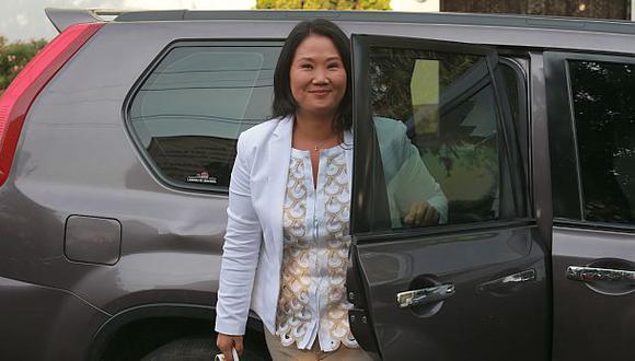 Keiko Fujimori: este es su saludo por el Día del Trabajo