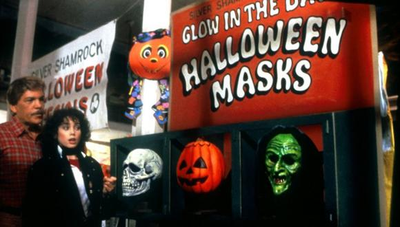 """Halloween III: Season of the Witch"" es la única película de la saga que no tiene a Michael Myers. (Foto: Universal Pictures)"