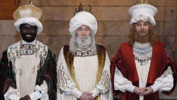 Twitter: Los Reyes Magos ya son tendencia en Internet