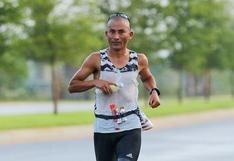 Manuelito Figueroa ganó la Wings for Life World Run en categoría libre varones