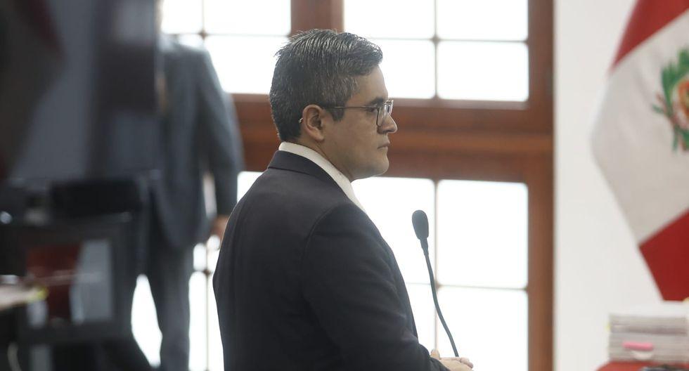 El fiscal José Domingo Pérez ha establecido que se haga un peritaje a todo el patrimonio de Keiko Fujimori y Mark Vito Villanella desde el 2010 hasta el 2019. (Foto: GEC)