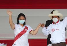 """Ipsos Perú: El 95,28% de las actas de votación """"está dentro de los valores normales"""""""