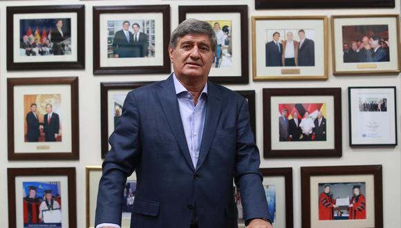 Raúl Diez Canseco y otros miembros de Acción Popular se refirieron a la moción de vacancia contra el presidente Martín Vizcarra. (Foto: GEC)