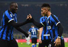 Inter de Milán igualó 1-1 frente a Atalanta en San Siro por la fecha 19 de la Serie A