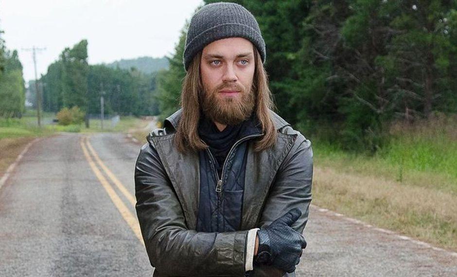 """Tom Payne, 'Jesús' en """"The Walking Dead"""", se sentía """"frustrado"""" y """"aburrido"""" de su papel en la serie. (Foto: AMC)"""