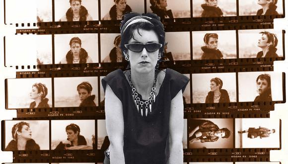 Danai Höhne Stratigopoulou, la dama del rock peruano que hizo época en un mundo dominado por hombres.  Su música ha sido reeditada en un disco a la venta en internet. Fotos: Cortesía de la familia de la artista.