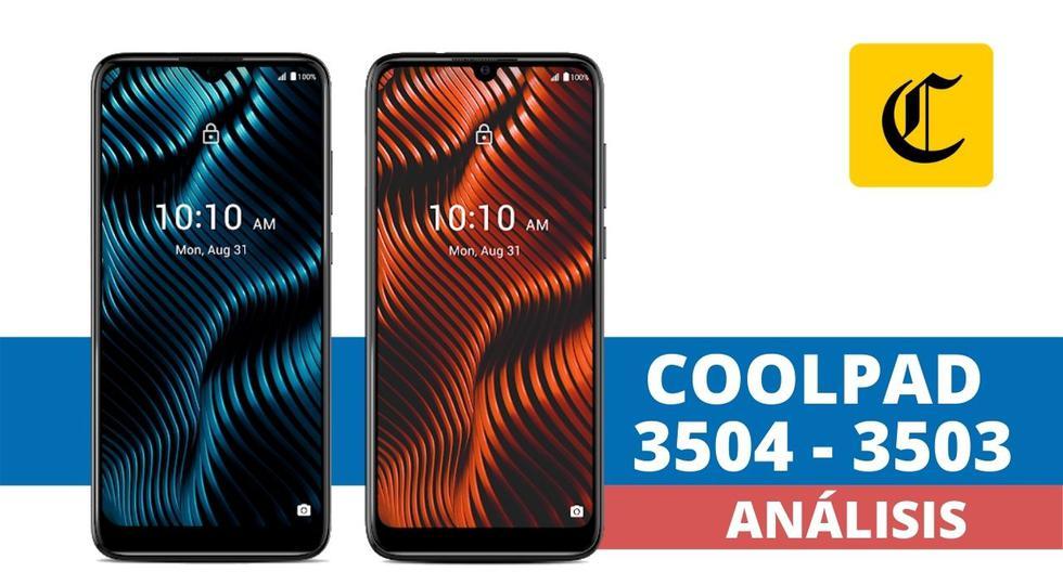 La marca CoolPad entra al mercado peruano con dos modelos de smartphones básicos: el 3504L y el 3503L. El Comercio los tuvo a prueba y aquí comparte sus resultados. (El Comercio)
