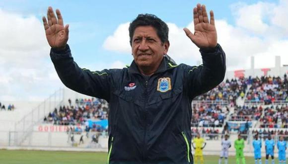 Javier Arce solo tiene contrato con Binacional hasta mediados de año. (Foto: Difusión)