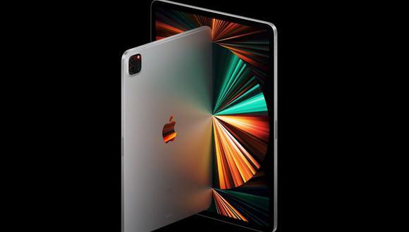 Conoce todos los detalles del nuevo iPad Pro 2021 de 11 y 12.9 pulgadas. (Foto: Apple)